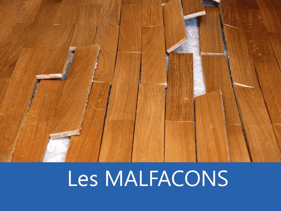 malfaçon 76, problème malfaçons Le Havre, malfaçon chantier Rouen, expert malfaçons la Seine-Maritime,