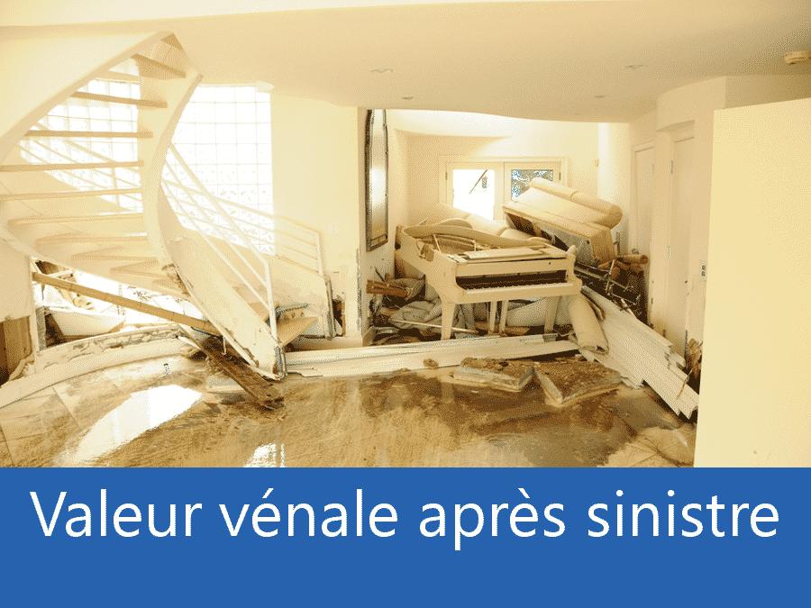 valeur vénale après sinistre 76, valeur dégâts après sinistre Rouen, avis valeur sinistre La Seine-Maritime,